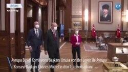 AB Yetkililerinin Ankara Ziyaretinde Protokol Sıkıntısı