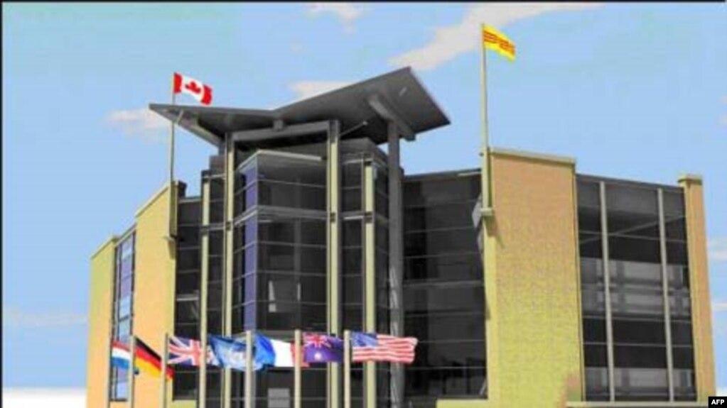 Image result for Bảo Tàng Viện thuyền nhân Ottawa