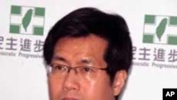 台湾民进党发言人罗致政