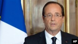 Presiden Perancis François Hollande (Foto: dok).