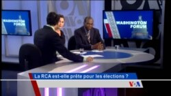 Washington Forum du 17 décembre 2015 : les tensions en RCA et au Burundi