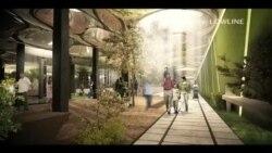 В Нью-Йорке разобьют подземный сад