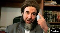 Madani Mezrag, pendiri sayap bersenjata Islamic Salvation Front yang kini dilarang di Aljazair (foto: dok).
