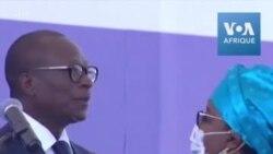 Le président Patrice Talon prête serment pour un 2e mandat