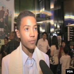 Hasan Faruq Ali, glumi mladog Baracka Obamu