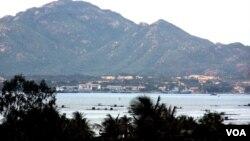 Cảng Cam Ranh, Việt Nam.