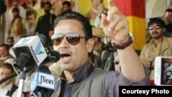 د بلوچستان نیشنل گوند مرکزي مشر او پخواني سناتور ثنا الله بلوڅ