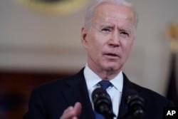 ABD Başkanı Joe Biden, İsrail ve Filistin arasında barış sağlanmasının ardından bir açıklama yaptı.