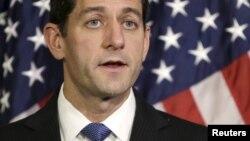 Kakakin Majlisar Wakilan Amurka Paul Ryan