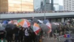香港特首林鄭月娥堅拒撤回修例
