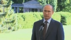 Putin: Snowden Will Not Be Extradited