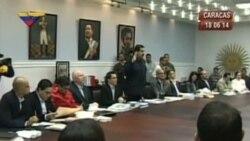 Maduro hace cambios en su gabinete