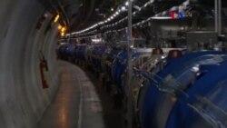 Regresa el Gran Colisionador de Hadrones