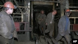 烏克蘭東部一座煤礦發生爆炸﹐造成16人死亡。