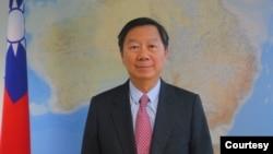 台灣駐澳大利亞台北經濟文化辦事處代表常以立(照片來自駐澳大利亞台北經濟文化辦事處網站)