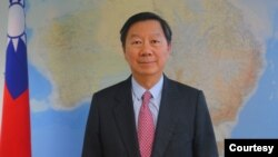 Ông Elliott Charng - Đại diện Văn phòng Kinh tế và Văn hóa Đài Bắc, đại sứ trên thực tế của Đài Loan tại Australia.