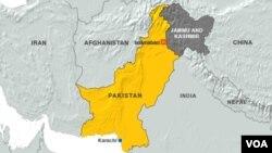 El agente del FBI iba rumbo a Islamabad cuando fue arrestado en el aeropuerto de Karachi, en el sur del país.