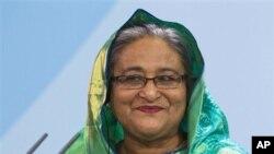 ဘဂၤလားေဒ့ရွ္ဝန္ႀကီးခ်ဳပ္ Sheikh Hasina