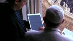 2019-01-21 美國之音視頻新聞: 梵蒂岡推出祈禱手機應用程式