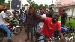 Les partisans de Tshisekedi pleurent la perte de leur chef à Kinshasa (vidéo)
