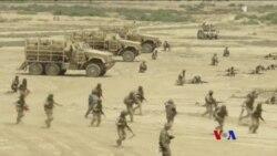 伊拉克考慮多面出擊肅清IS (粵語)