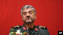 Janar Mohammad Ali Jafari kwamandan rundunar sojojin juyin juya halin kasar Iran