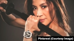 Richard Mille - Michelle Yeoh