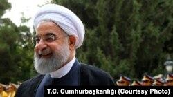 Hesen Ruhanî, Serokê Îranê