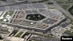 미국 국방부 건물.