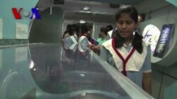 All Aboard! Train Brings Science to Kids Across India (VOA On Assignment July 12)