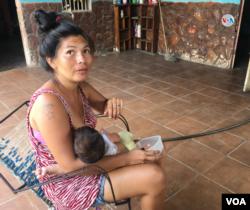 En sitios como Altos de Milagro Norte en Maracaibo, la preocupación de madres por la salud de sus hijos pequeños se repite.