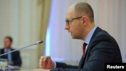 Umushikiranganji wa mbere w'igihugu ca Ukraine, Arseny Yatseniuk