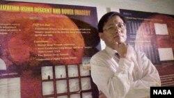 俄亥俄州州立大学工程学教授李荣兴 (美国太空总署资料照片)