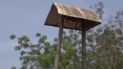 La paroisse de Begoua, lieu de refuge