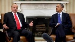 President Hadi Comes To Washington