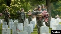 Le Memorial Day est l'occasion de se souvenir de ceux qui sont morts pour la patrie