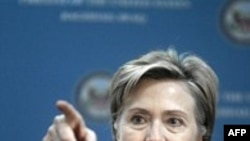 Визит Хиллари Клинтон в Ирак