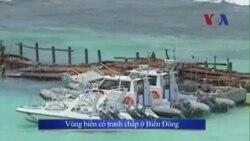 Đài Loan muốn cho tàu chiến đóng ở đảo Ba Bình