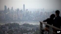 重慶市(資料圖片)