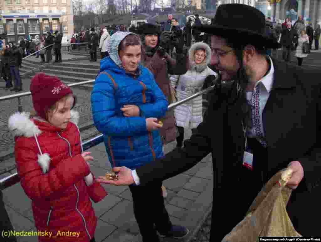 Колядники на Майдані