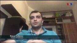 Rəsul Cəfərov: Siyasi məhbuslar hesabatı üçün korrupsiya hesabatı və İlqar Məmmədovun işi əsas göstərilib