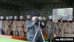 北韓再度發射兩枚短程導彈 中國再呼籲對話