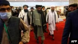طالبان رہنما ملا عبد الغنی برادر ماسکو کانفرنس میں شرکت کے لئے آرہے ہیں۔