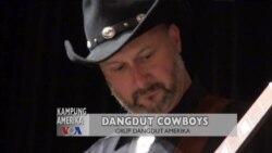 Kampung Amerika - Nonton Cowboy Dangdut