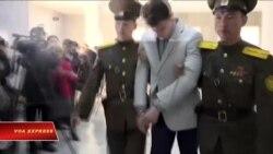 Thế giới lên án Bắc Triều Tiên sau cái chết của sinh viên Mỹ