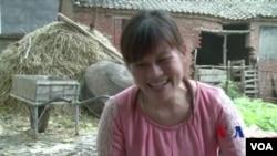 嫁到中國農村的越南媳婦阮恆。(視頻截圖)