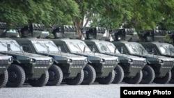 Magari yanayomilikiwa na polisi wa Kenya