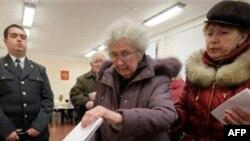 Rusiyada parlament seçkilərində səsvermə başa çatıb (YENİLƏNİB)