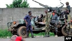 В Кот-д'Ивуар войска ООН атаковали позиции Гбагбо