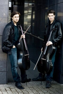 After hitting it big on YouTube, Luka Sulic and Stjepan Hauser signed a record deal and went on tour with Sir Elton John.